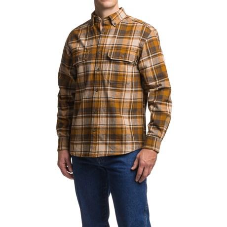 Wolverine Redwood Heavyweight Flannel Shirt - Long Sleeve (For Men)