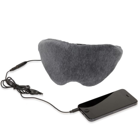 1 Voice Sleep Headphones Eye Mask