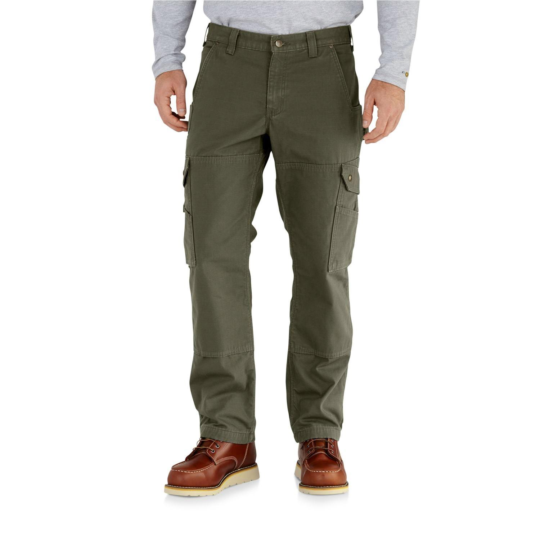 Carhartt Ripstop Cargo Work Pants For Men 183nx