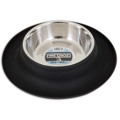 Wetnoz Flexi Bowl - 28.5 fl.oz., Stainless Steel
