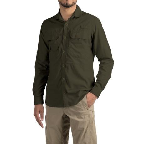 Craghoppers NosiLife® Angler Shirt - UPF 40+, Long Sleeve (For Men)
