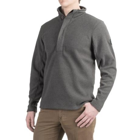 Craghoppers Weston Fleece Shirt - Button Neck, Long Sleeve (For Men)