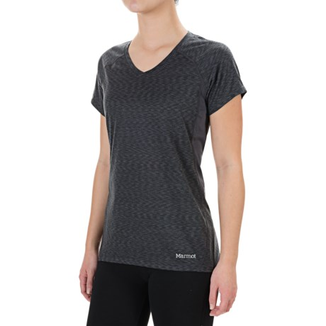 Marmot Mirage T-Shirt - UPF 40, Short Sleeve (For Women)