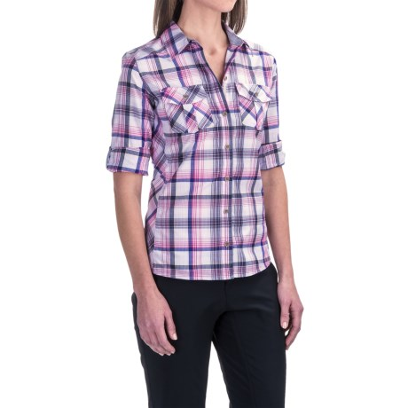 Marmot Lillian Shirt - UPF 30, Long Sleeve