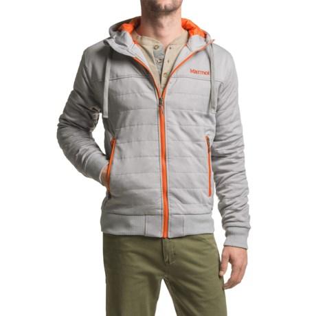 Marmot Summit Rock Insulated Hoodie - Full Zip (For Men)