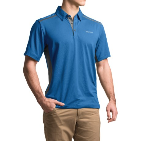 Marmot Belmont Polo Shirt - UPF 30, Short Sleeve (For Men)