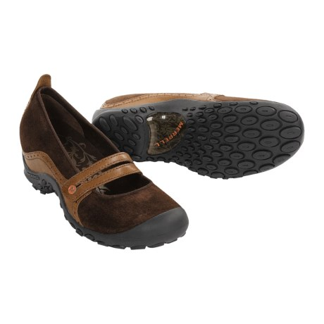 Merrell Plaza Bandeau Shoes - Mary Janes (For Women)