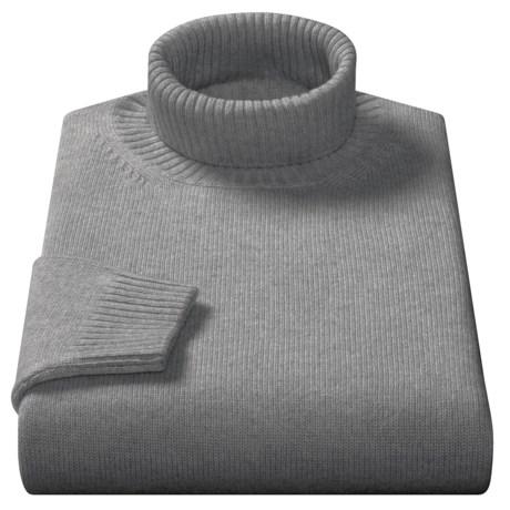 Hickey Freeman Cashmere Turtleneck Sweater (For Men)