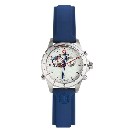 Wenger AquaGraph Yacht Timer Watch