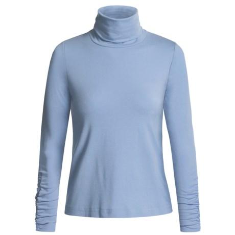 Sno Skins Turtleneck - Long Sleeve  (For Women)