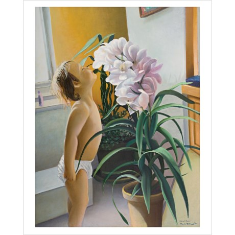 Ron Richardson Beloved Flower Art Print by  - 16x20""