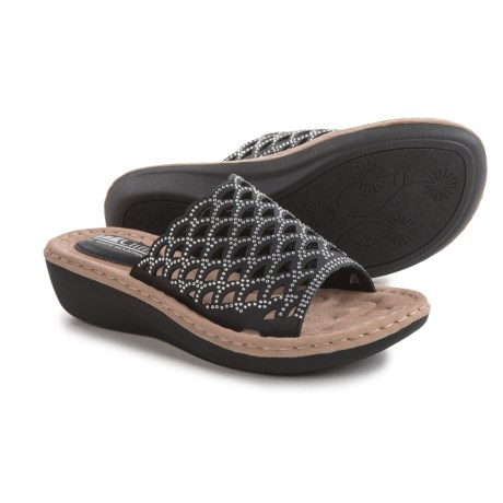 Cliffs by White Mountain Carissa Wedge Sandals (For Women)