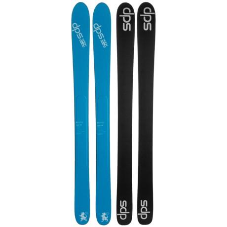 DPS Wailer 106 Alpine Skis