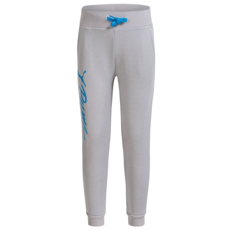 Puma Fleece Joggers (For Little Girls)