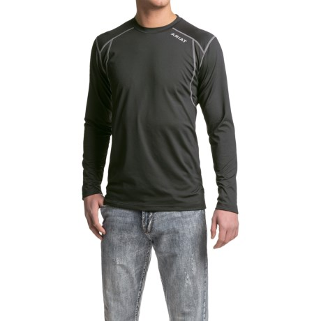 Ariat Backcountry Tek Shirt - Long Sleeve (For Men)