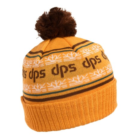 DPS Haines Pom Beanie (For Men and Women)
