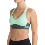 RBX Molded-Cup Sports Bra - High Impact, Racerback (For Women)
