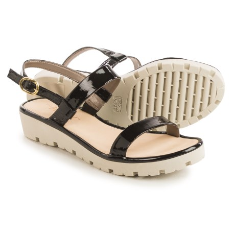 The Flexx Sun Tan Strappy Sandals - Leather (For Women)
