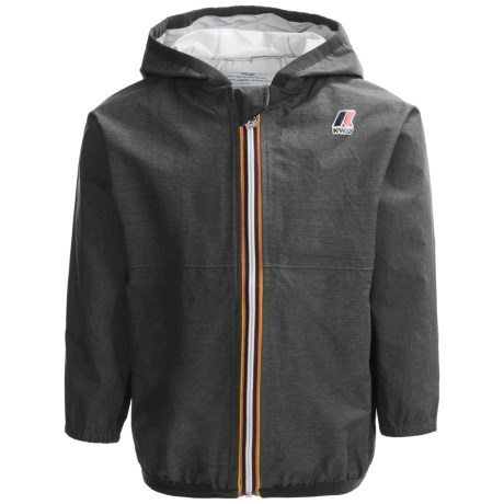 K-WAY K-Way Claude Rain Jacket - Waterproof (For Little and Big Kids)