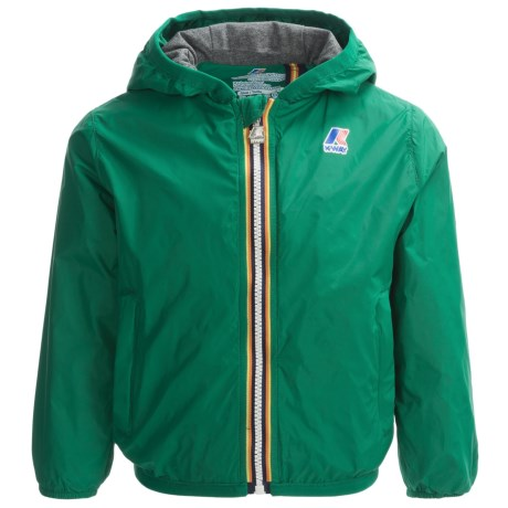 K-WAY K-Way Lily Light Packable Rain Jacket (For Little and Big Kids)