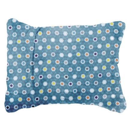 Therm-a-Rest Compressible Pillow - Medium in Geometric - Closeouts