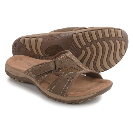 Earth Origins Sirena Sandals - Suede (For Women)