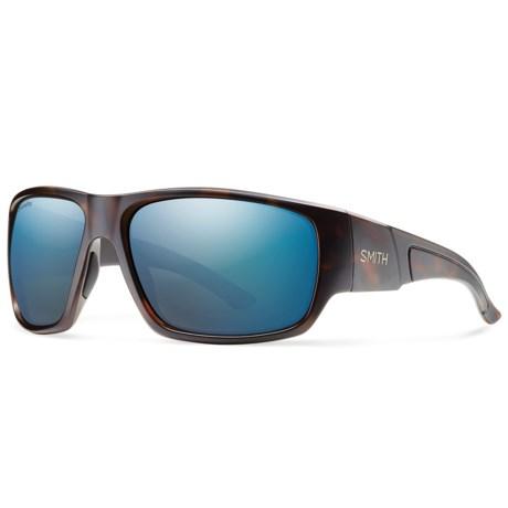 Smith Optics Dragstrip Sunglasses - Polarized ChromaPop Lenses