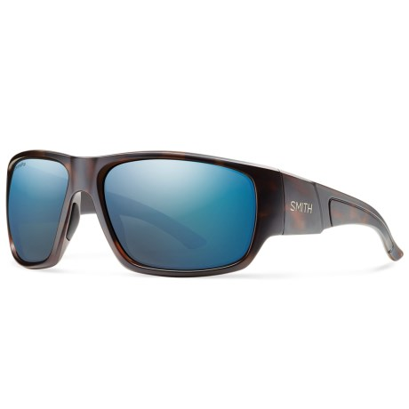 Smith Optics Dragstrip Sunglasses - Polarized ChromaPop Lenses