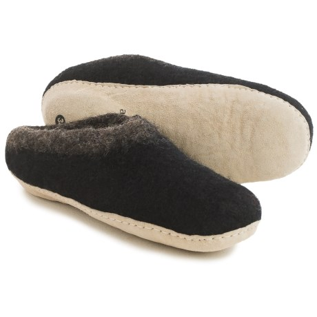 Ambler Mountain Slocan Wool Slippers (For Women)
