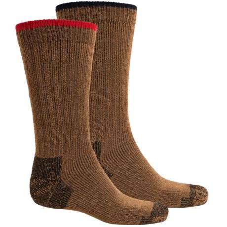 Wrangler RIGGS Workwear®  Work Socks - 2-Pack, Mid Calf (For Men)