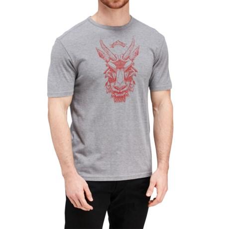 Merrell Mystic Goat T-Shirt - Cotton Blend (For Men)