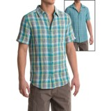 Merrell Breezeway Reversible Shirt 2.0 - Short Sleeve (For Men)