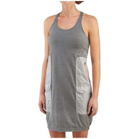 Merrell Around Town Tank Dress - Racerback, Sleeveless (For Women)
