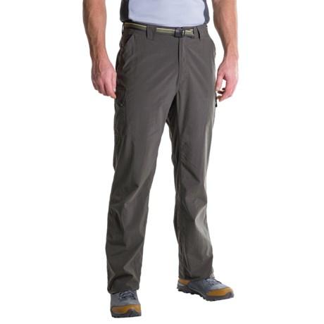 ExOfficio Amphi Flat-Front Pants - UPF 30 (For Men)