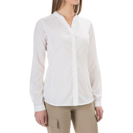 ExOfficio Safiri Shirt - UPF 20, Long Sleeve (For Women)