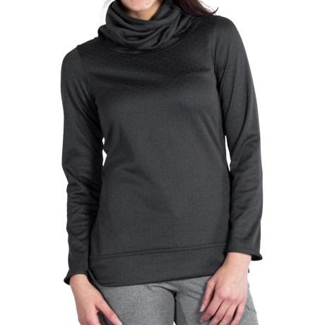 ExOfficio Tatra Reversible Turtleneck Shirt - UPF 30, Long Sleeve (For Women)