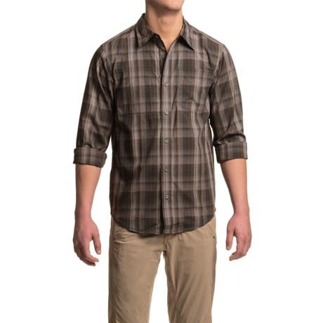 ExOfficio Kelion Plaid Shirt - Long Sleeve (For Men)