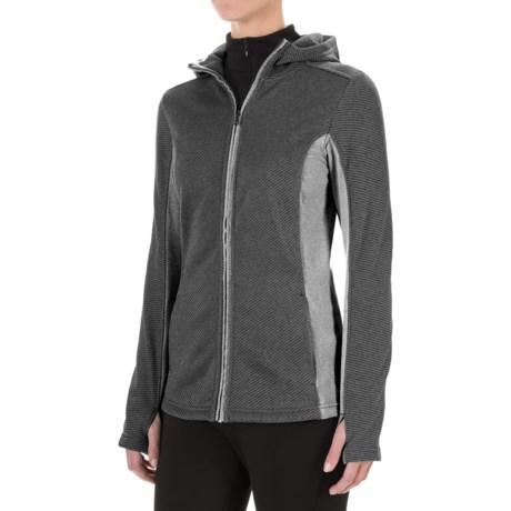 ExOfficio Thermique Hoodie - UPF 30, Full Zip (For Women)