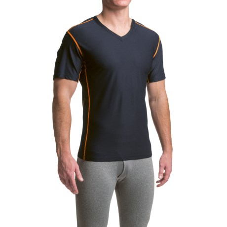 ExOfficio Give-N-Go® Sport Mesh Shirt - V-Neck, Short Sleeve (For Men)