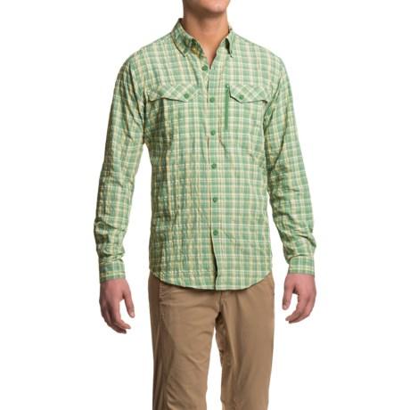 ExOfficio Sol Cool Cryogen Plaid Shirt - UPF 50+, Long Sleeve (For Men)