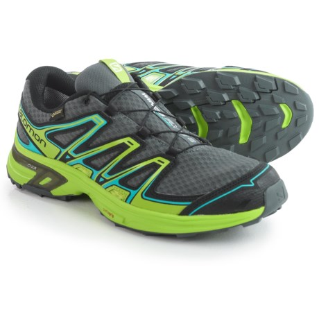 Salomon Wings Flyte 2 Gore-Tex® Trail Running Shoes - Waterproof (For Men)