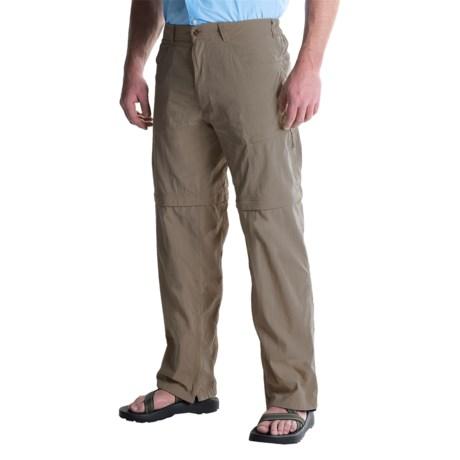ExOfficio BugsAway® Ziwa Convertible Pants - UPF 30 (For Men)