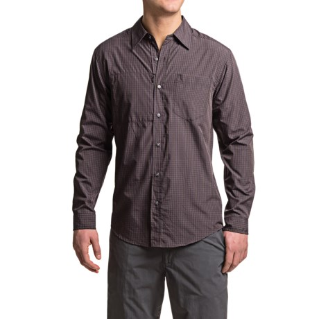 ExOfficio Corsico Check Shirt - UPF 30, Long Sleeve (For Men)