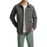 ExOfficio Triberg Shirt Jacket - UPF 50, Fleece Lined, Long Sleeve (For Men)