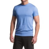 RBX XTrain High-Performance Striated Shirt - Mesh Back, Short Sleeve (For Men)
