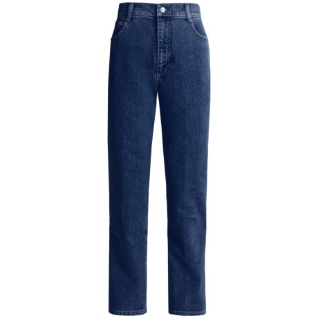 Roper Basic Stretch Jeans - Three-Pocket Front (For Women)