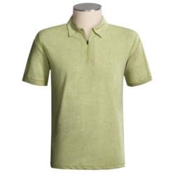 ExOfficio ExO Dri Cricket Zip Shirt - Dri-Release®, Short Sleeve (For Men)
