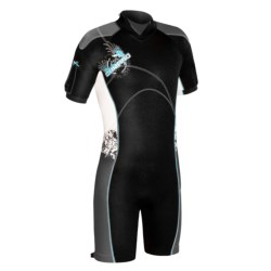 Camaro Mono Mundaka Shorty Wetsuit - 3mm (For Men)