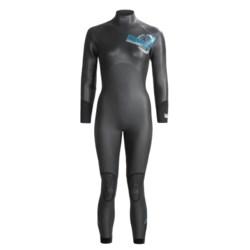 Camaro Mundaka C1-11 Full Wetsuit - 4/3mm (For Women)