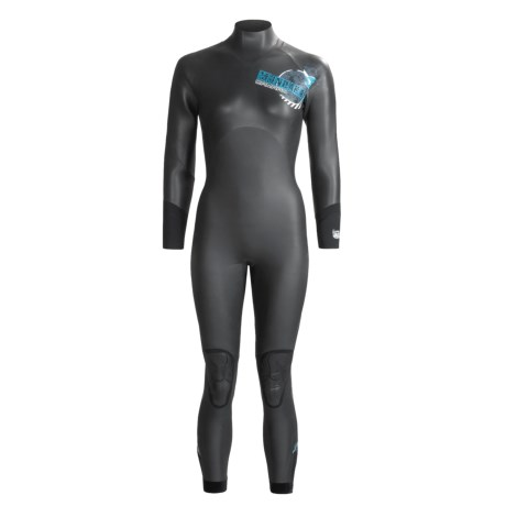 Camaro Mundaka C1-11 Full Wetsuit - 4/3mm (For Women)